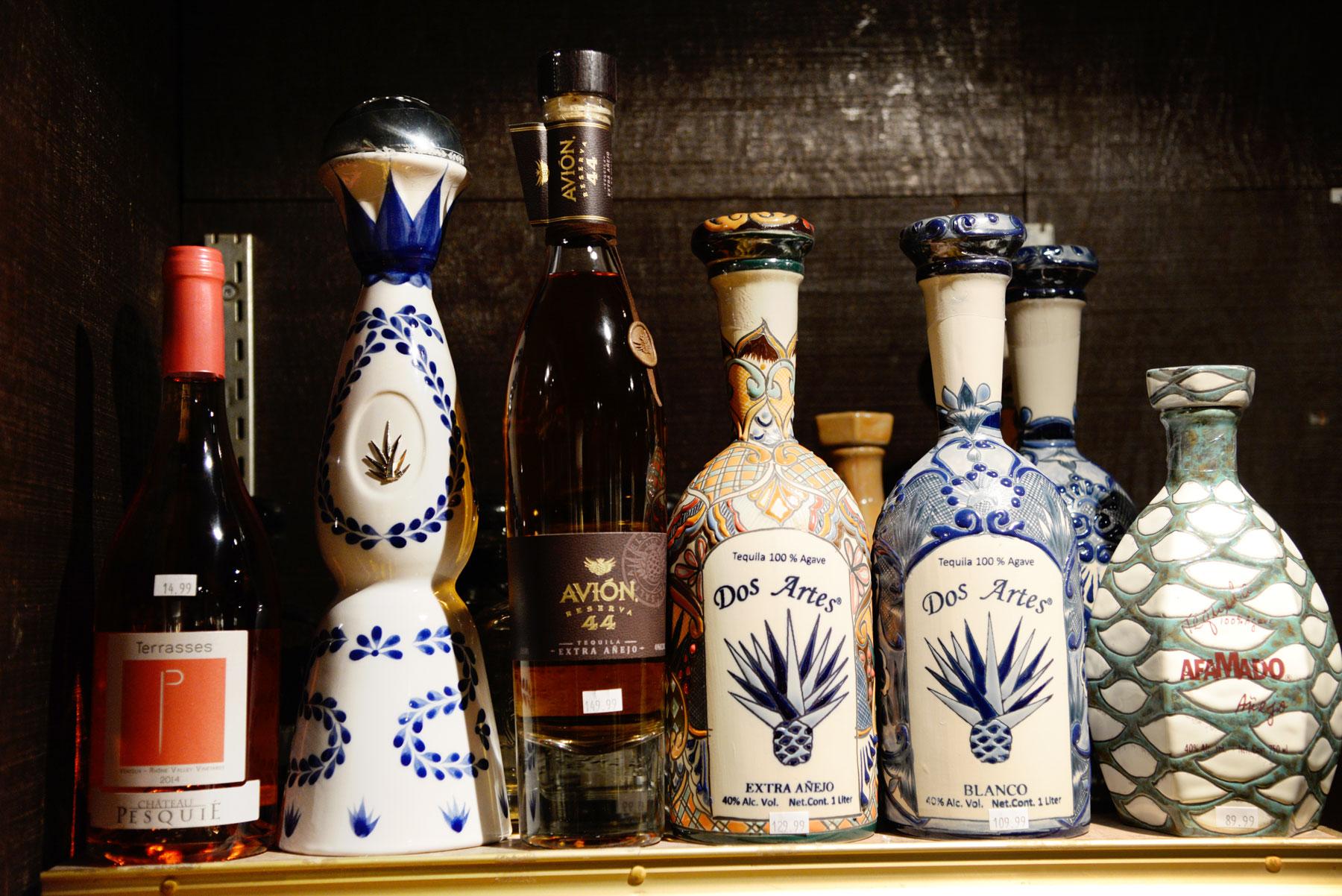 Extra Anejo Tequila Avion Dos Artes