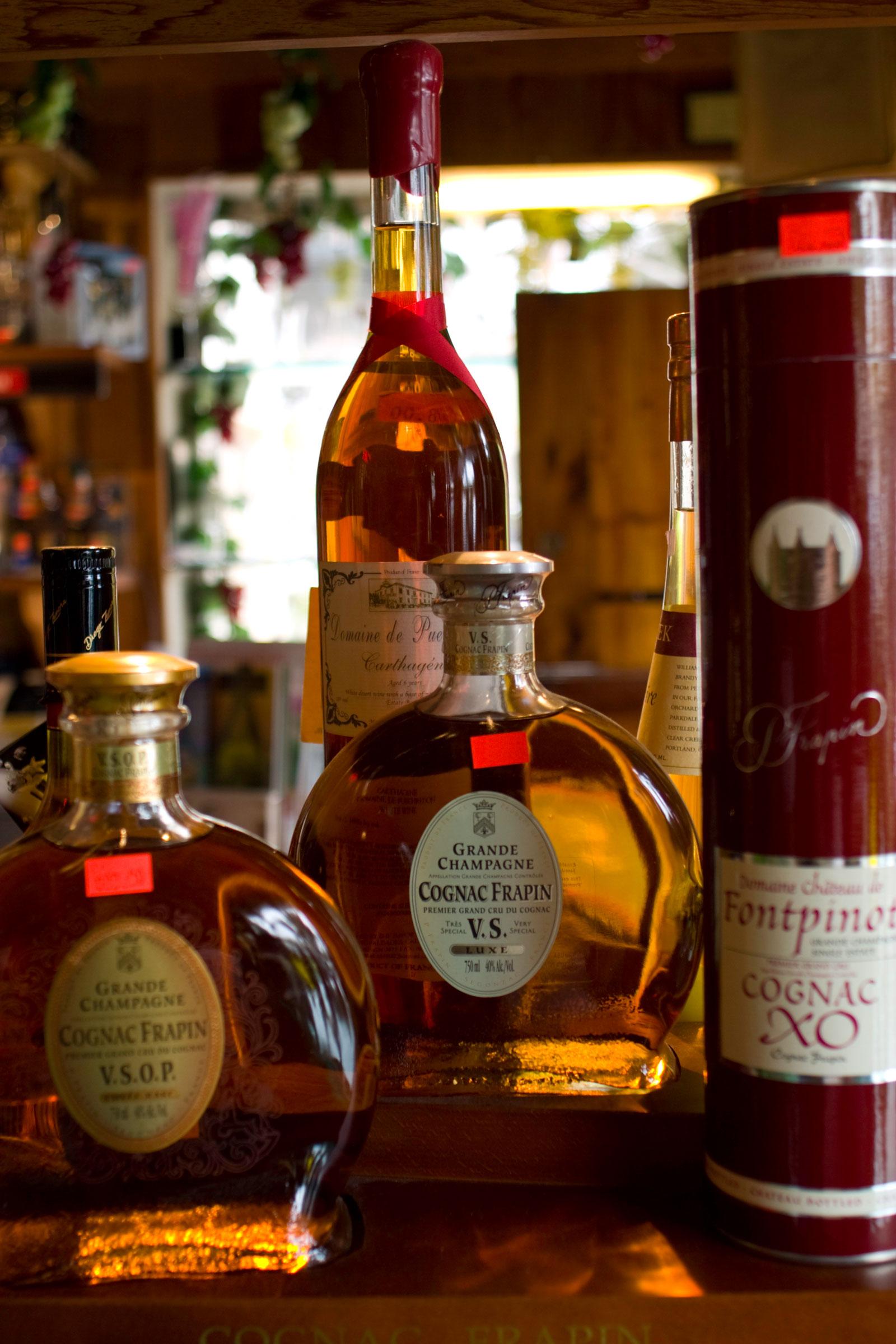 Special Cognac Brands